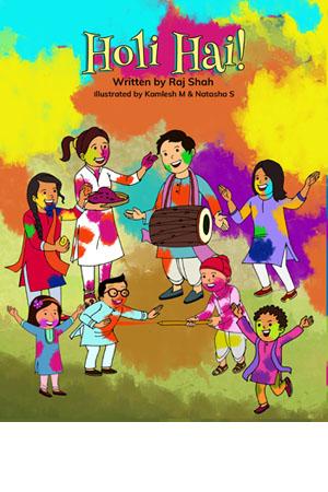 Holli Children Book
