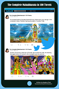 The Complete Mahabharata in 100 Tweets